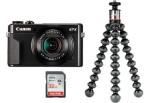Canon Canon PowerShot G7X Mark II Vlogkit
